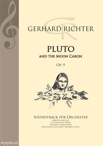 Pluto and the moon Charon op. 9 für Orchester